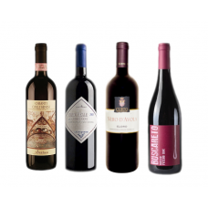 Pakiety klubowe z nowymi włoskimi winami